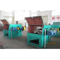 China Professional Fully Automatic Abrasive Belt Grinding Machine With 350mm Pole Diameter on sale