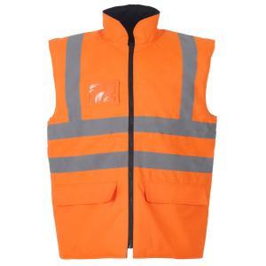 Buy cheap Hi Vis Safety Waistcoat Bodywarmer Vest from wholesalers