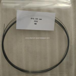 China nitinol wire ,titanium shape Memory alloy wire ,nitinol memory wire dia 0.2mm/0.3mm/0.5mm on sale