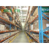 Quality Custom Warehouse Racking System FEM Certificated Standard , Warehouse Rack Numbering System wholesale