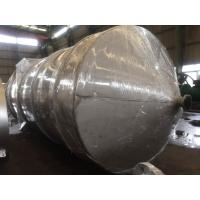 Buy cheap 304 Stainless steel glass lined steel reactor chemical for alkali prevention product