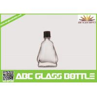 Quality Essential Balm Oil Sample Mini Glass Bottle Vial With Plastic Screw Cap/Glass Balm clear bottle wholesale