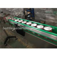 Quality 330ml Aluminum Can Fruit Juice,Spring Water Filling Machine For Canning Line wholesale