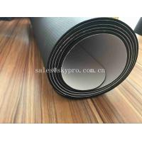 Quality 2mm Thick Fitness Non Slip Recyclable Yoga Mat Screen Printing Rubber Training Mats wholesale