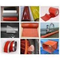 China One-sided silicone rubber coated fiberglass cloth on sale