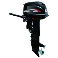 China Low Noise Small 2 Stroke 25hp Marine Outboard Engines With Manual & Electric Starter on sale