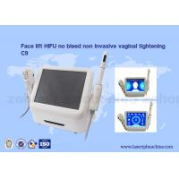 Quality 15 Inches Screen 2 In 1 Ultrasound Face Lift Machine / Vaginal Tightening Equipment wholesale