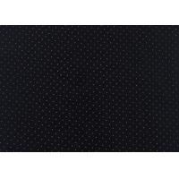 Quality Black Printed Corduroy Fabric For Upholstery  , 40*40 And 77*177 wholesale