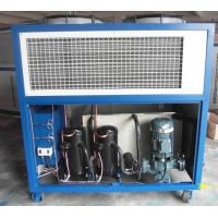 Quality COPELAND Compressore Air Cooled Water Chiller -5 Degree Outlet Water wholesale