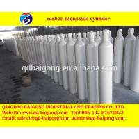 China Liquid CO2 Cylinder High Pressure Seamless Steel Gas Cylinder CO2 Gas Cylinder on sale