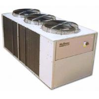 China copeland scroll compressor fan-cooled condensing unit on sale