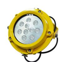 Quality Round Aluminium Explosion Proof Led Lighting IP66 For Oil Plant wholesale