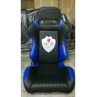 Quality High Performance Black Racing Seats , Fabric PVC Racing Seat JBR1042 Serise wholesale
