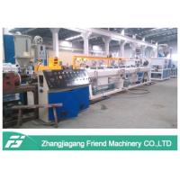 China PP-B Cold Water Lower Pressure Plastic Pipe Machine For Water Supply / Drain Pipe on sale