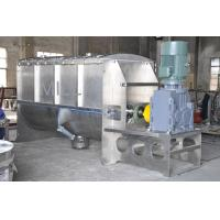 China Stainless steel lithium industrial ribbon mixer powder mixing blender machine on sale