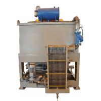 Quality 380AVC Magnetic Ore Separator , Automatic Magnetic Separators For Slurry wholesale