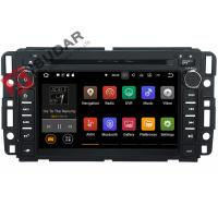 Quality Chevy Tahoe / GMC Yukon DVD Player , In Dash Touch Screen Car Stereo With Bluetooth / Gps wholesale