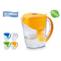 Quality Durable WellBlue Alkaline Water Pitcher , Kitchen Alkaline Water Jug For Healthy Life wholesale