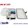 Buy cheap 6port FDB Fiber Optic Terminal Box FTTH IP67 Waterproof 1x6 1x12 Splitter Box KCO-FDB-06D from wholesalers