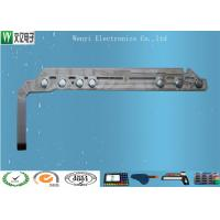 Multifunctional Tactile Metal Domes 3M 467 MP Back Adhesive , 100~  250g Touch Force