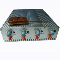 High Frequency Adjustable Prison Jammer 3G With Remote Control 1-20m