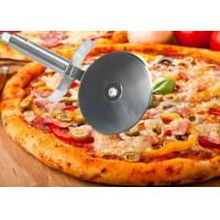Quality Cake And Pizza Cheese Wheel Pizza Knife Cutter / Stainless Steel Kitchen Tools wholesale