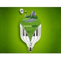 China Ultra Bright High Power LED Bulbs Lights With Aluminum Housing , Indoor Lighting on sale