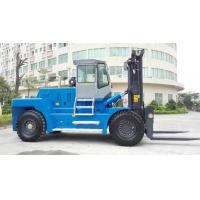 Airports / Ports Diesel Forklift Truck 20 Ton For Short Distance Transportation