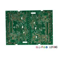 Alron FR4 Security Double Sided PCB Board For Display Power Panel