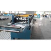 Quality CE Cable Tray Roll Forming Machine With Active Hydraulic Decoiler wholesale