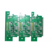 Quality White Silkscreen Double Sided PCB Green Soldermask HASL Surface Finish wholesale