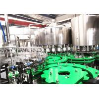 Quality Beverage Liquid Glass Bottle Filling Machine 500ml Juice Processing And Production wholesale