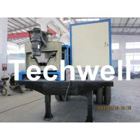 Quality 17.7KW Electric Control K Span Arch Roof Roll Forming Machine For Large Span Roof wholesale