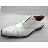 Quality Italian shoes for men  MS314-white wholesale