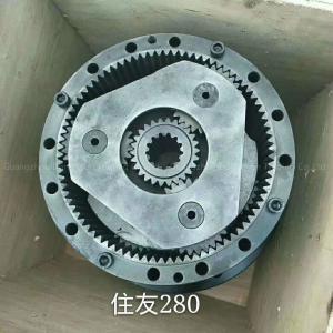 Buy cheap Doosan Kato Komatsu Excavator Drive Travel Motor Of Model GM18 Standard Color from wholesalers
