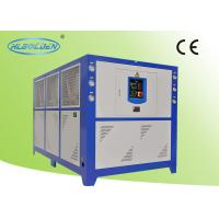 Quality Commercial Air Cooled Air Conditioner Chiller For Cooling , Low temperature wholesale