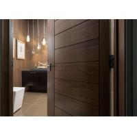 Modern Wood Door Design MDF Internal Door MDF Wood Bedroom Door