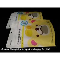 Buy cheap Food Grade Stand Up Zipper Pouch / Packaging Bags Portable Gravure Printing from wholesalers