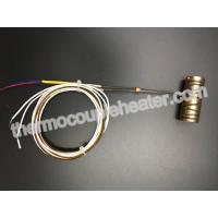 Quality 280V 350W Brass Nozzle Coil Heaters For Hot Runner Mold  With Thermocouple wholesale