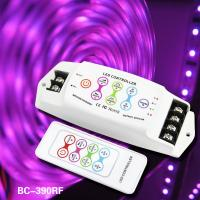Quality 3 channel constant voltage wireless remote led rgb controller wholesale