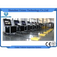 Quality UV300- M Automatic Under Vehicle Inspection System With Linear Scanning wholesale