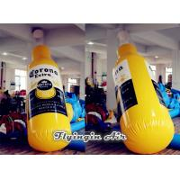 China Inflatable Bottle Model with Printing Logo for Party, Event and Shop on sale