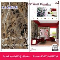China solid surface acrylic with artificial marble surface for wall deco 2440*1220*6/8/9mm on sale