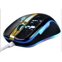 Quality Desktop / Laptop Ergonomic Wired Gaming Mouse With LED Light Change wholesale