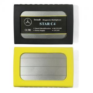 Quality Benz C4 , BMW GT1 Automotive Diagnostic Scanner DIS V57 SSS V41 Version wholesale
