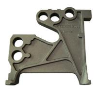 Buy cheap Ductile Iron Textile Equipment Casting Textile Machinery Parts from wholesalers