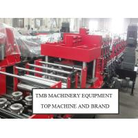 Cheap C Model Profile Roll Forming Machine / C Purlin Bending Machine , C Steel Roll Forming Machine for sale