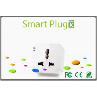 Quality home automation devices smart plug socket , remote controlled light switch wholesale