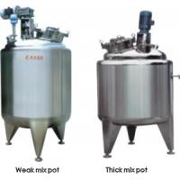 Quality NX Type Thick & Dilut Mixing Pot wholesale