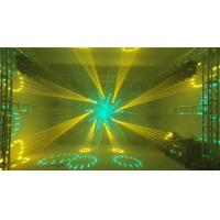 Quality Disco Moving Head Led Stage Lights , LED Effect Light With Double Chip Strobe wholesale